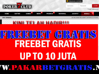 Freechip gratis tanpa deposit up to 10 juta