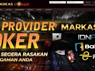 Link Alternatif markaspoker